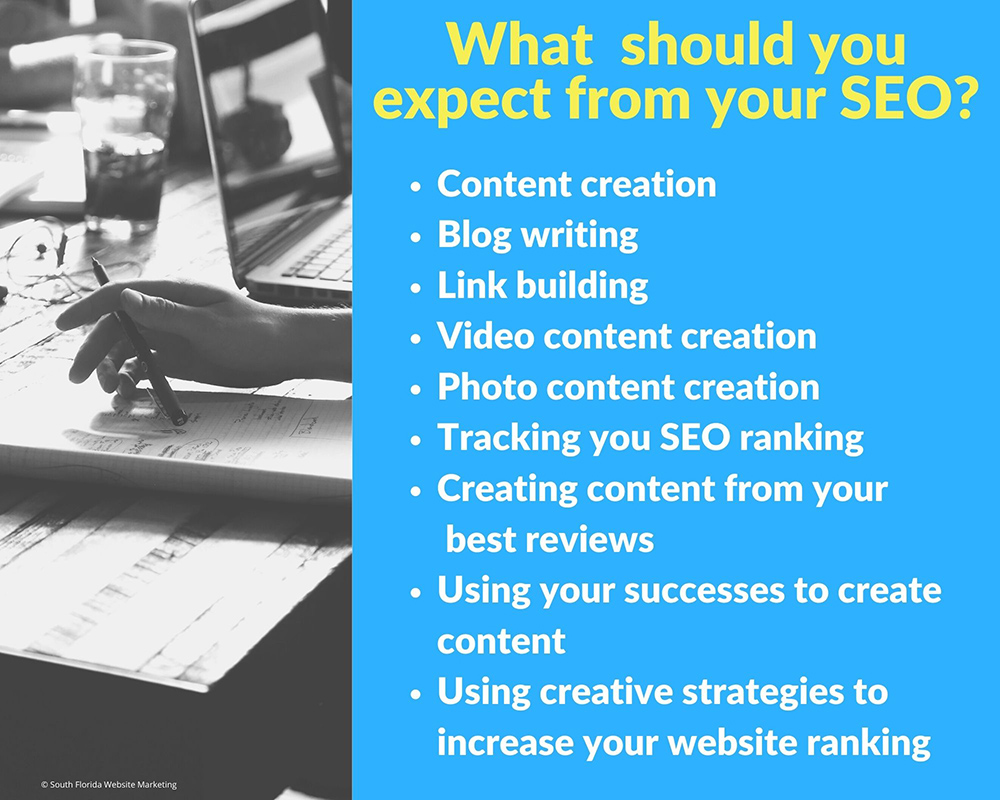 What does a Boca Raton SEO expert do?