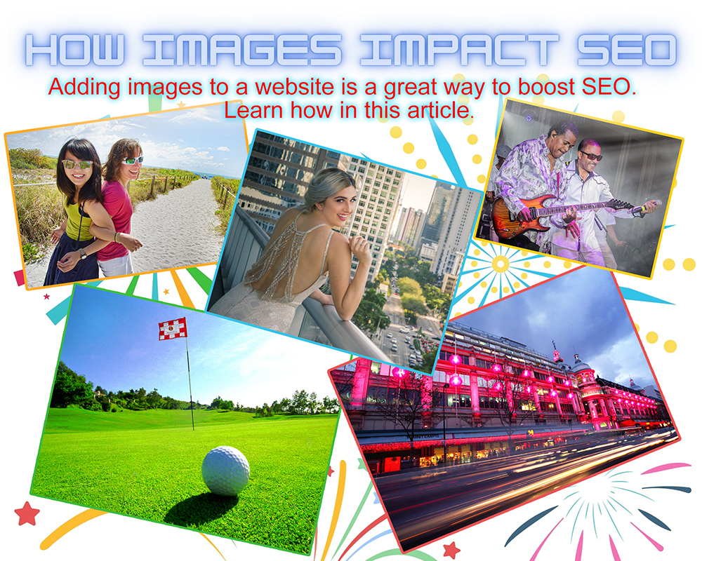 By using pictures and images in a blog post you can greatly improve your South Florida SEO marketing.